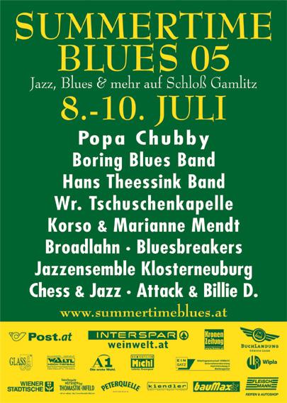 summertime blues festival